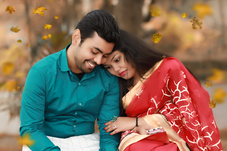 Pre Wedding Photography of A Bengali Couple