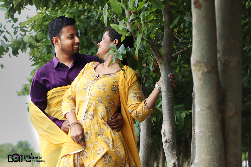 Candid Wedding Photography of Nisha and Sandeep